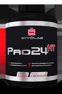 Pro 24 HT - Proteine, caseine Eiyolab | Toutelanutrition