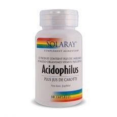 Acidophilus plus - Solaray I Toutelanutrition