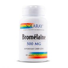 Bromélaïne - Solaray I Toutelanutrition