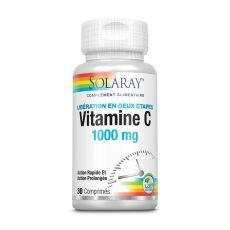Vitamine C 1000 - Solaray I Toutelanutrition