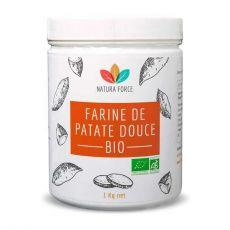 Farine de patate douce - Natura Force I Toutelanutrition