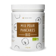 Mix pour pancakes - Natura Force I Toutelanutrition