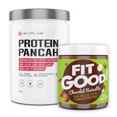 Pack Petit Déjeuner Gourmand Eiyolab - Fit Good   Toutelanutrition
