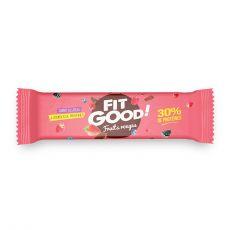 Barre Protéinée Fruits rouge - Fit Good I Toutelanutrition