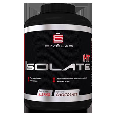 Isolate HT - proteine - Eiyolab