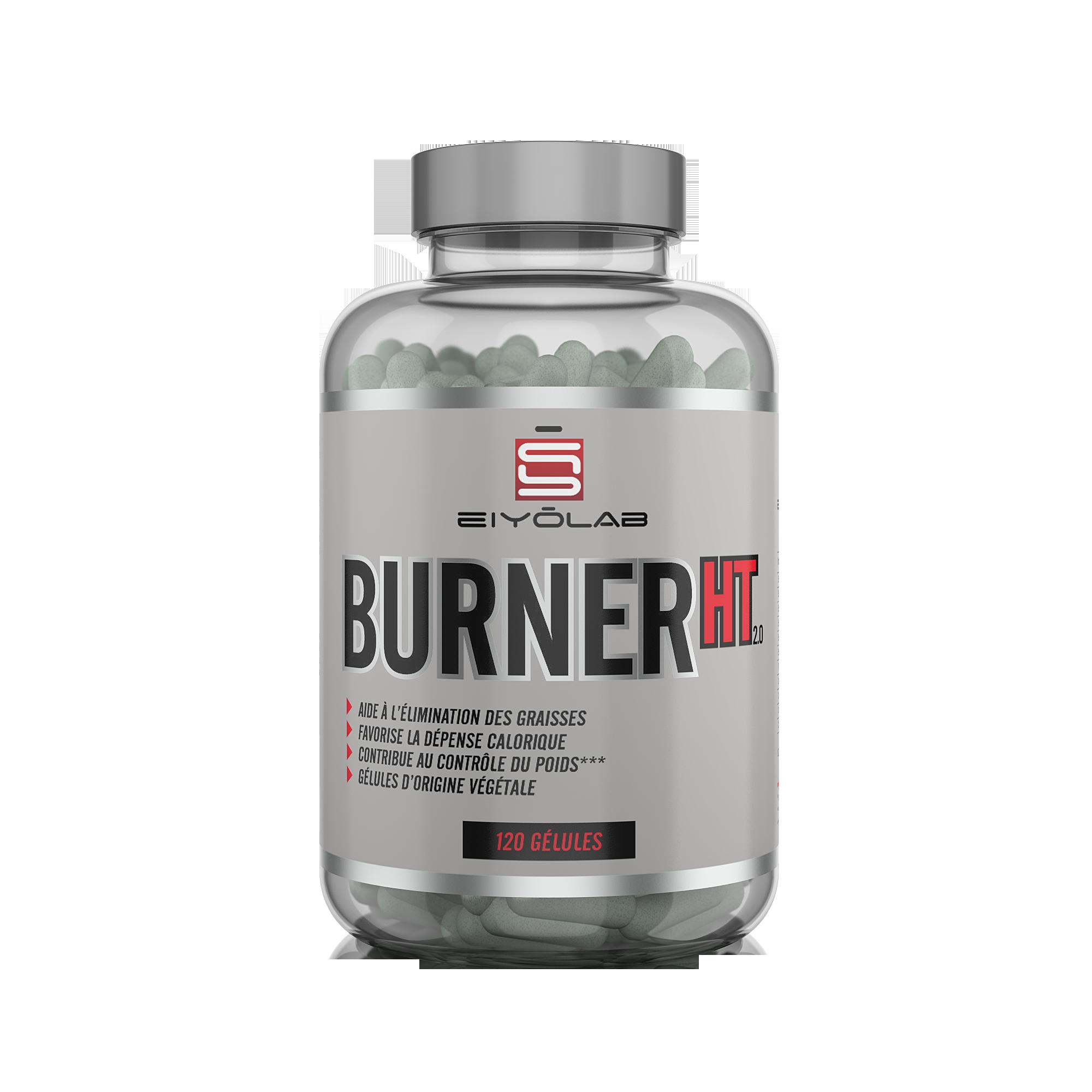 Burner HT 2.0 - bruleur de graisse | Toutelanutrition