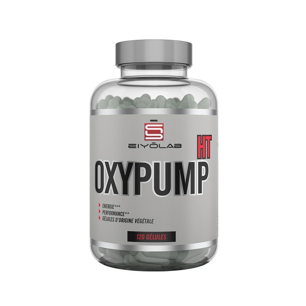 Oxypump ht - Eiyolab - booster | Toutelanutrition