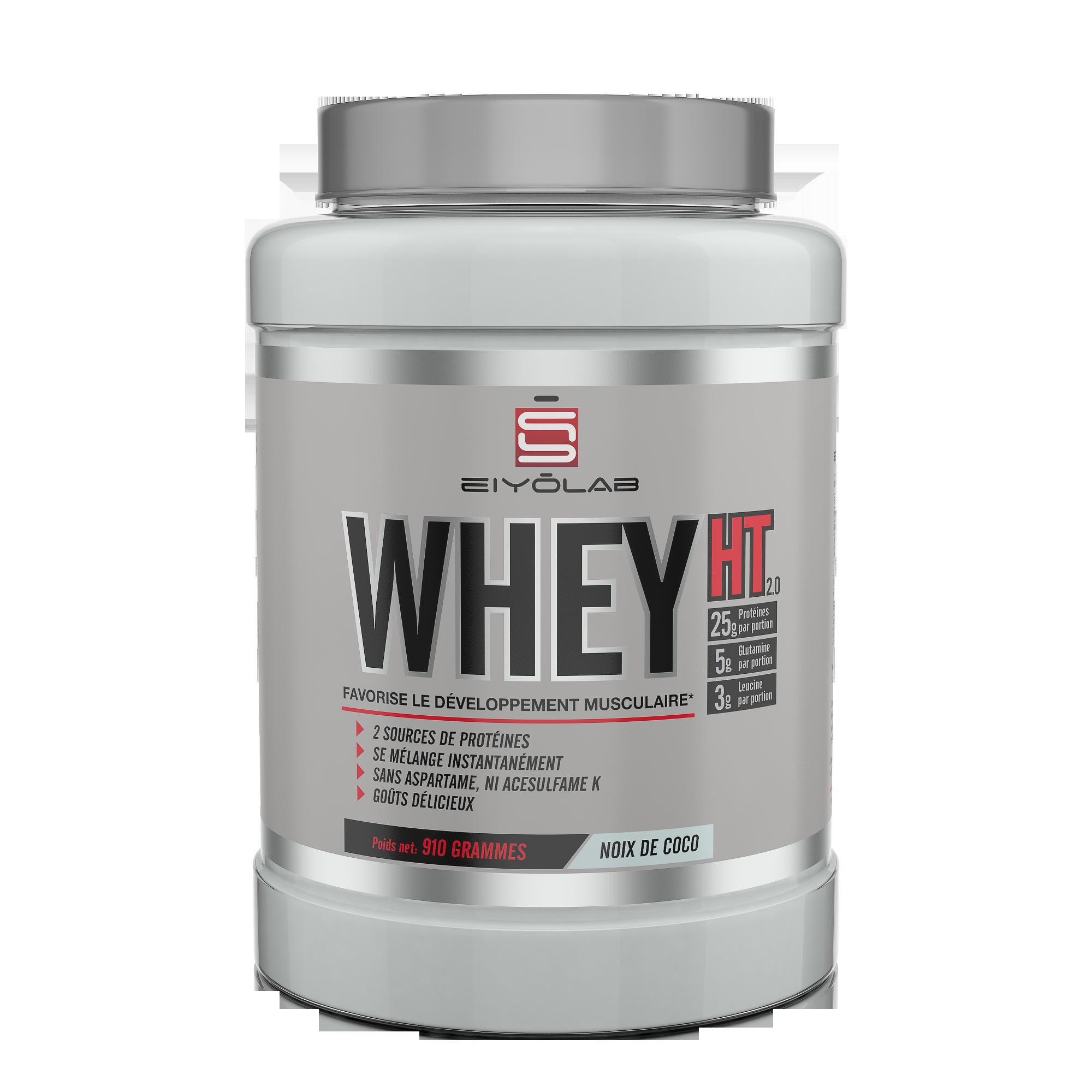 Whey HT 2.0 - Proteine Eiyolab | Toutelanutrition