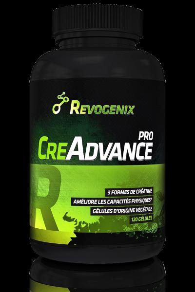 Creadvance Pro - Revogenix - créatine | Toutelanutrition