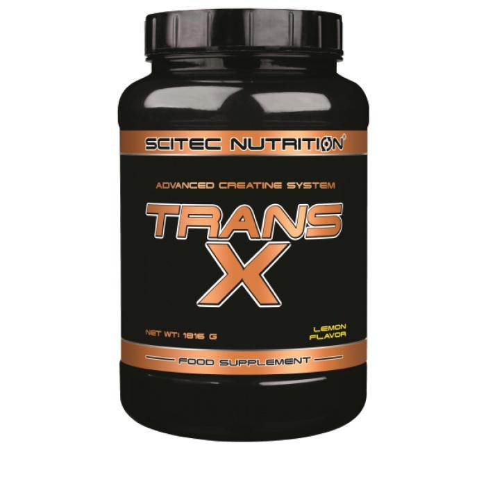 Trans X - Scitec nutrition - créatine | Toutelanutrition