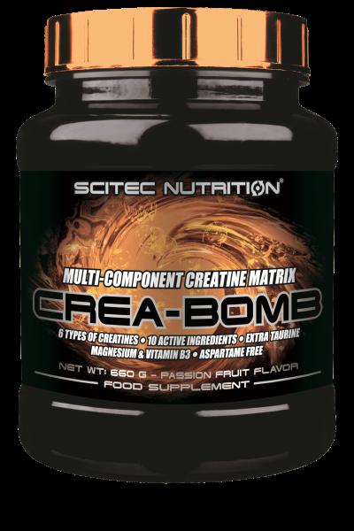 Crea bomb - créatine - Scitec nutrition | Toutelanutrition