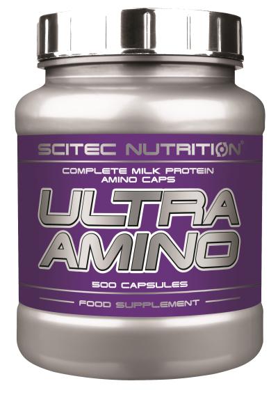Ultra amino - Scitec nutrition - acide aminé   Toutelanutrition