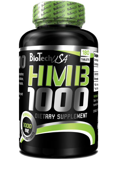 Hmb 1000 - Biotech USA - acide aminé hmb | Toutelanutrition