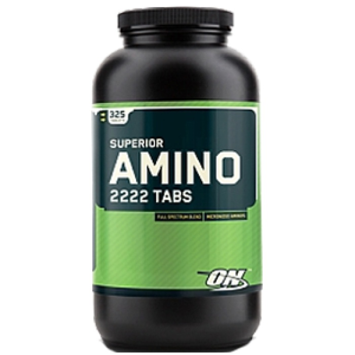 Superior amino 2222 optimum nutrition