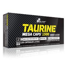 Taurine mega caps - acide aminé taurine | Toutelanutrition