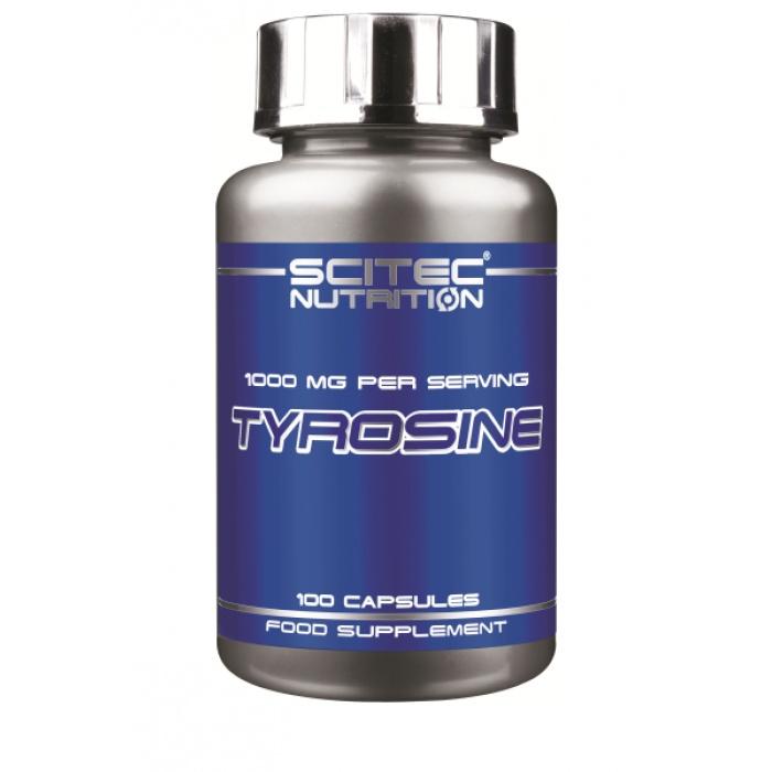 Tyrosine - acide aminé - Scitec nutrition | Toutelanutrition