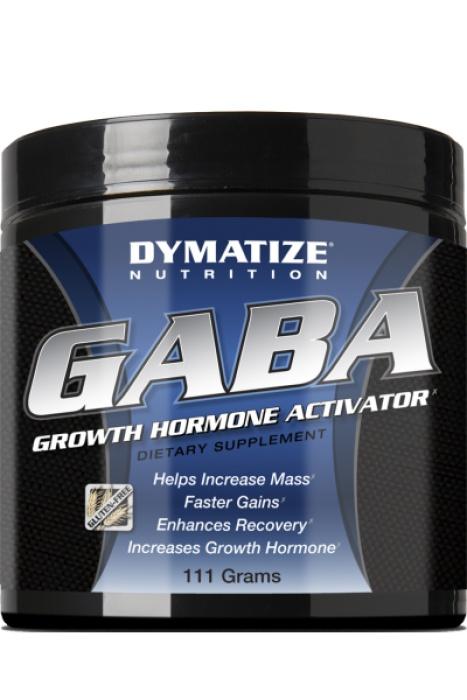 Gaba - Dymatize - stimulant hormonal   Toutelanutriton