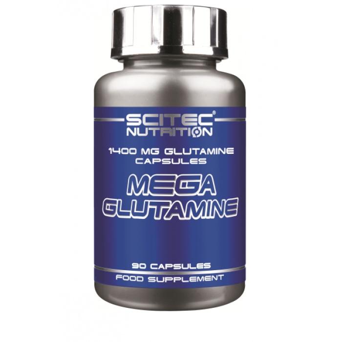 Mega glutamine - Scitec nutrition - glutamine | Toutelanutrition