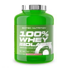 Whey Isolate 100% whey isolate Scitec nutrition