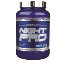 Caseine Night Pro - Proteine Scitec nutrition | Toutelanutrition