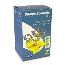 Onagre bourrache oméga 3 acides gras | Toutelanutrition