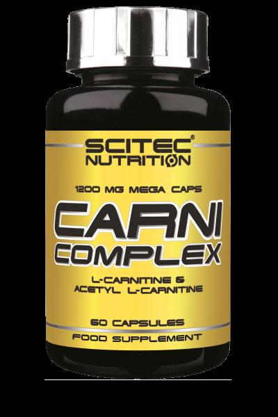 Carni complex - Scitec nutrition - carnitine | Toutelanutrition