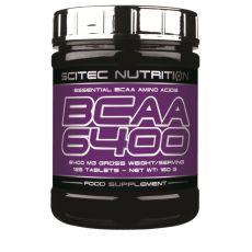 BCAA 6400 - Scitec - acide aminé | Toutelanutrition