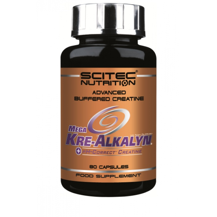 Mega kre alkalyn - pure créatine | Toutelanutrition