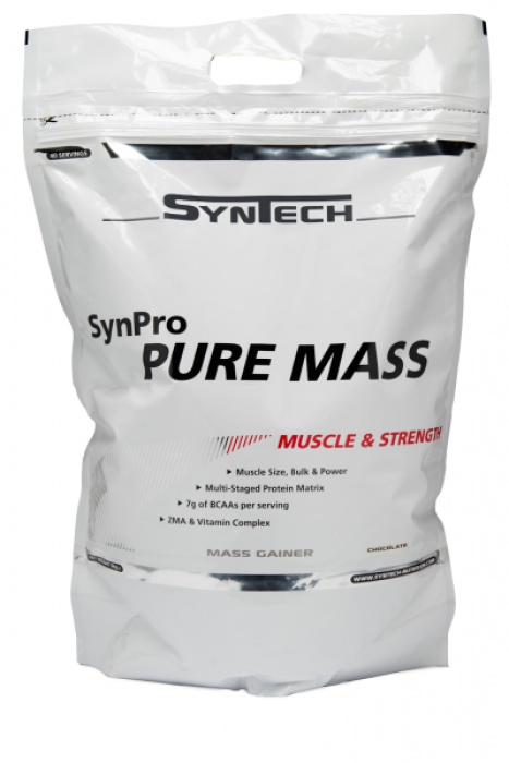 Synpro pure mass - Syntech - gainer | Toutelanutrition