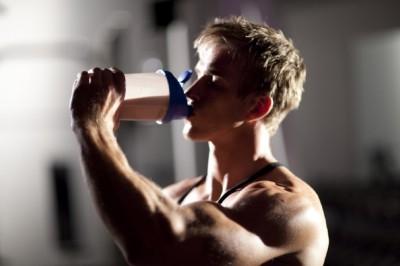 Shaker protéine diffuse
