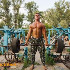 Fitness dans le monde : Salle de sport en extérieur à Kiev, Ukraine