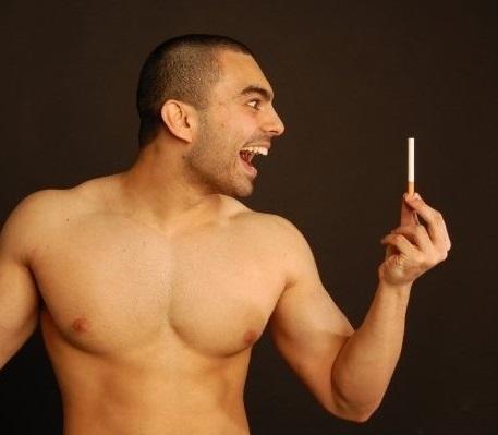 Bon à savoir ! Arrêtez de fumer et gagnez plus de muscle
