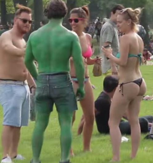 Le physique de Hulk ou celui du Dadbod ? Découvrez la préférence des femmes !