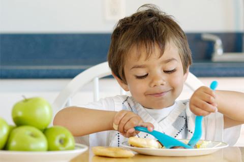 Mangez comme un bébé pour perdre du poids