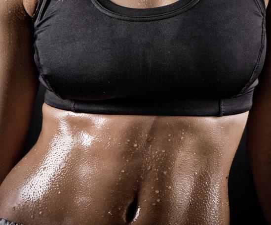 Idée reçue : quand on fait du sport, la transpiration élimine les toxines