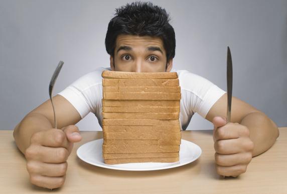 La consommation régulière de sucre et pain blanc liée à la dépression