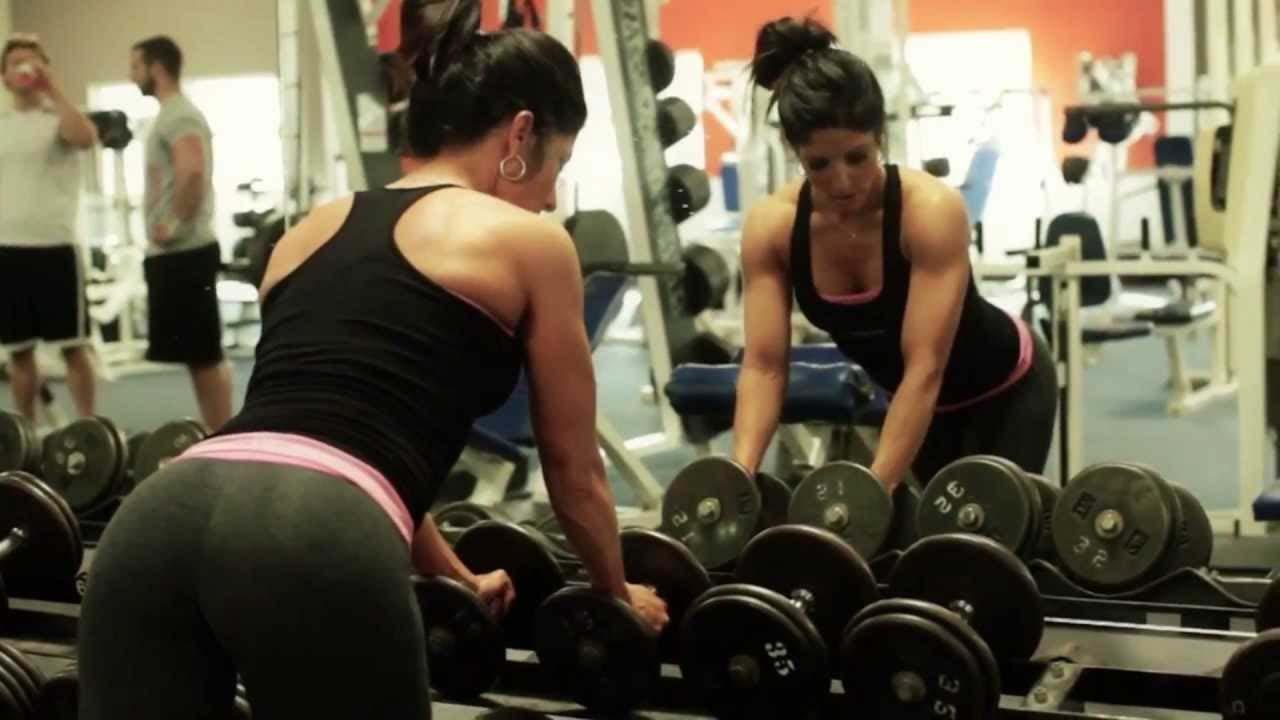 """Idée reçue : Si une femme s'entraîne dur, elle risque de devenir """"trop musclée"""""""