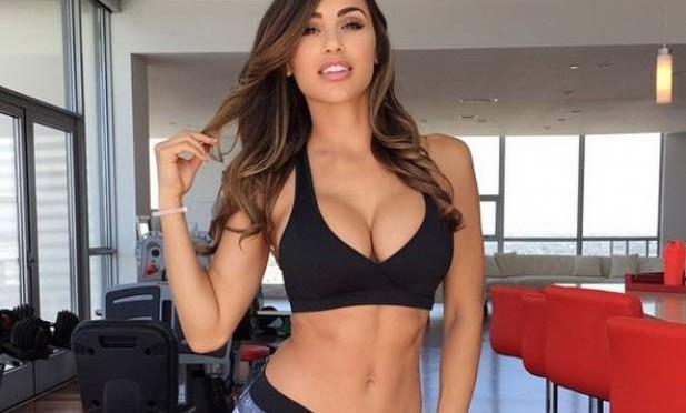 Découvrez Ana Cheri la reine fitness d'Instagram