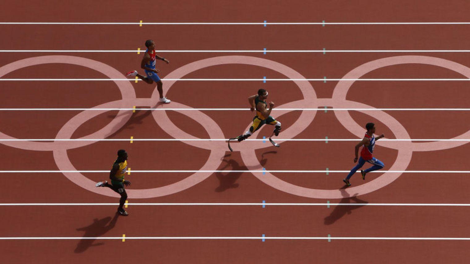 Les athlètes olympiques vivent 7 années de plus