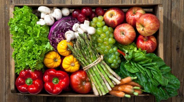 végétariens légumes