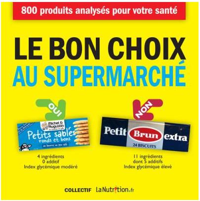 Quels produits prendre au supermarché ?