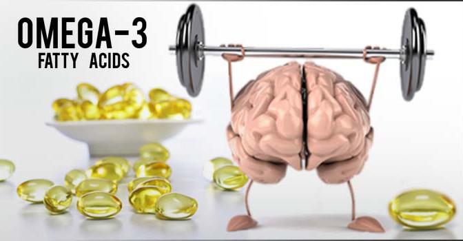 L'utilité des Omega 3