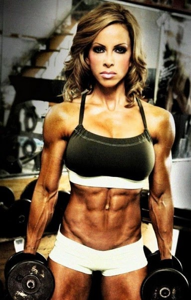 girls with six packs abs (1)