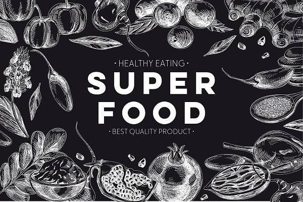 Superfoods: ces super aliments qui peuvent vous changer la vie