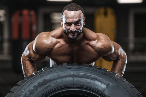 Comment avoir de grosses épaules rapidement?