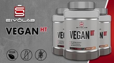 Nouveauté Eiyolab: bienvenue à Vegan HT!