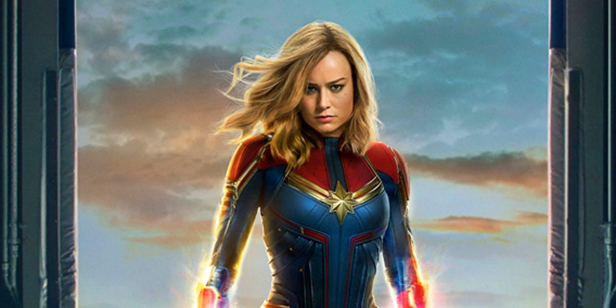 """L'entraînement de Brie Larson pour """"Captain Marvel"""""""
