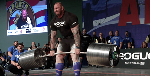 "La montagne de ""Games of Thrones"" remporte l'Arnold Strongman Classic!"