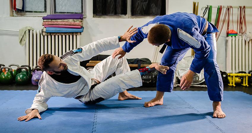 Jiu Jitsu: la préparation physique