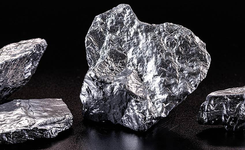 Minéral chrome